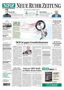 NRZ Neue Ruhr Zeitung Essen-Postausgabe - 01. Mai 2018