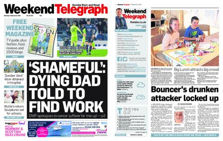 Evening Telegraph First Edition – February 23, 2019