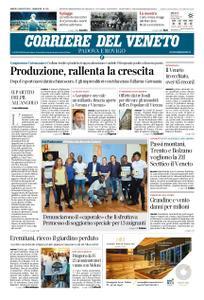 Corriere del Veneto Padova e Rovigo – 03 agosto 2019