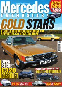 Mercedes Enthusiast - December 2017