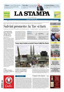 La Stampa Imperia e Sanremo - 2 Febbraio 2019