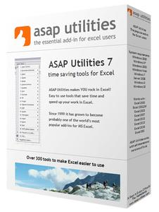 ASAP Utilities 7.6.2 Multilingual
