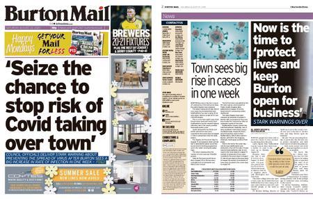 Burton Mail – August 22, 2020