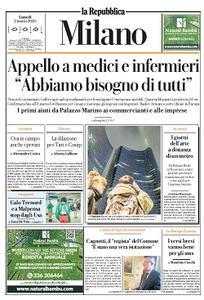 la Repubblica Milano - 2 Marzo 2020