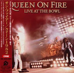 Queen - Queen On Fire: Live At The Bowl (2004) [Japanese edition] Repost