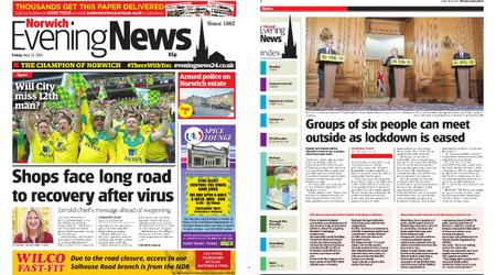 Norwich Evening News – May 29, 2020