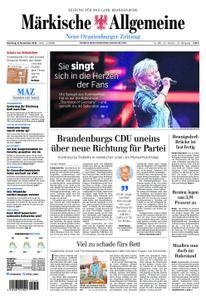 Neue Oranienburger Zeitung - 06. November 2018