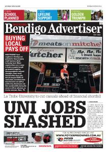 Bendigo Advertiser - April 18, 2020