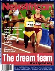 New African - November 2000