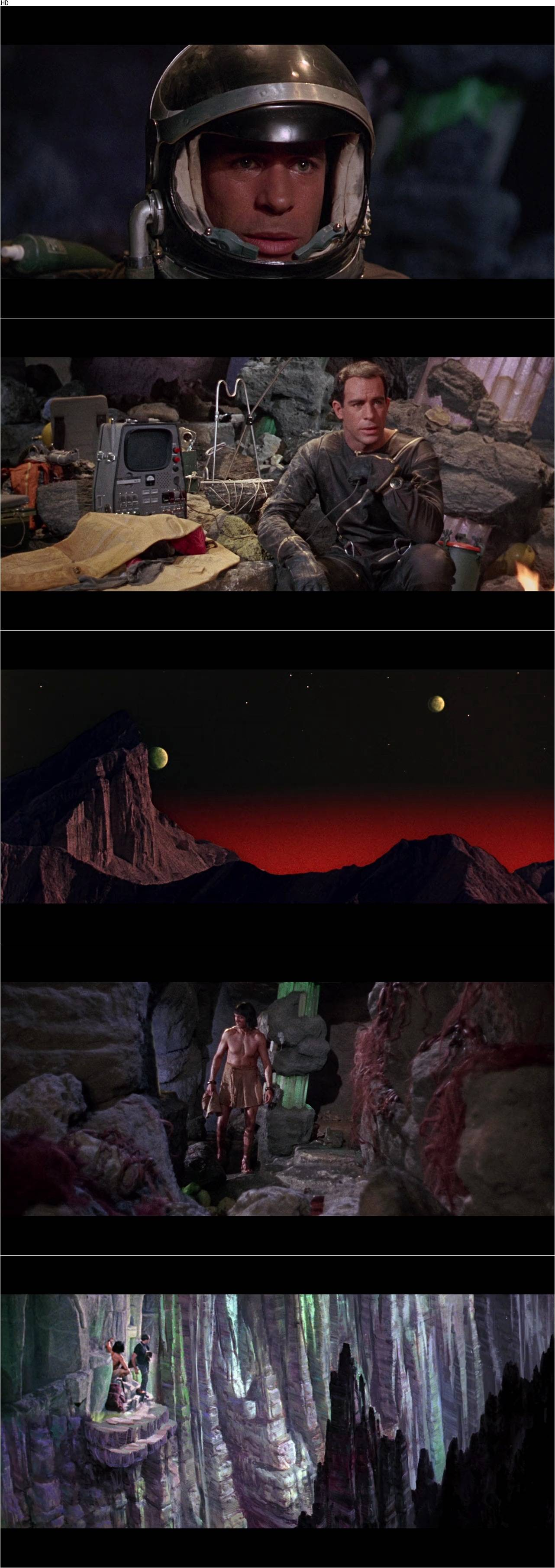 Robinson Crusoe On Mars (1964) + Extras [w/Commentaries]