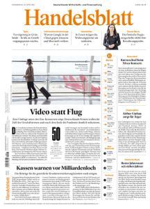 Handelsblatt  - 29 April 2021
