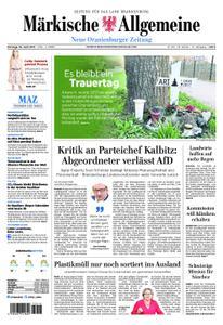 Neue Oranienburger Zeitung - 30. April 2019