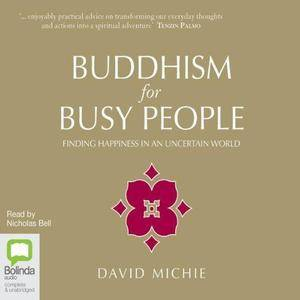 Buddhism for Busy People [Audiobook]