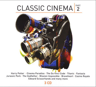 Various Composers - Classic Cinema: Part 2 (2008) 3 CD Set [Re-Up]