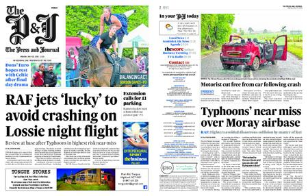 The Press and Journal Moray – May 20, 2019