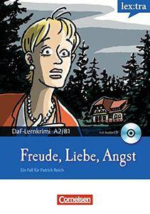 Lextra: Freude, Liebe, Angst (German Edition)(Repost)