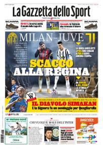 La Gazzetta dello Sport Bergamo – 05 gennaio 2021