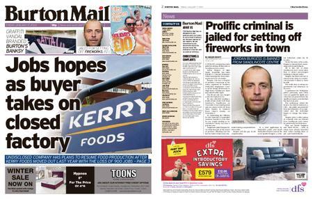 Burton Mail – January 17, 2020
