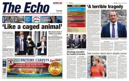 Evening Echo – August 05, 2021
