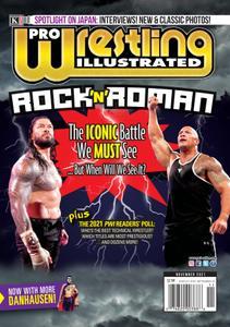 Pro Wrestling Illustrated - November 2021