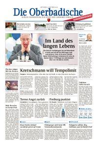 Die Oberbadische - 09. Oktober 2019
