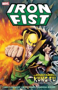 Iron Fist - Deadly Hands of Kung Fu - The Complete Collection (2019) (Digital) (Zone-Empire