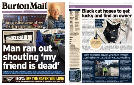 Burton Mail – April 06, 2021
