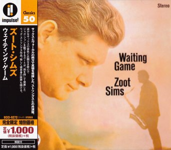 Zoot Sims - Waiting Game (1966) {2015 Japan Impulse! Classics 50 Series UCCI-9272}