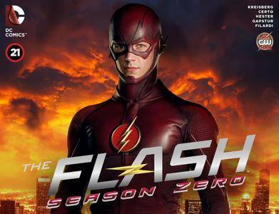 The Flash - Season Zero 021 2015 Digital