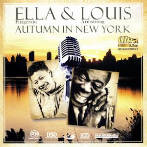 Ella Fitzgerald & Louis Armstrong - Autumn In New York (2008) (Repost)