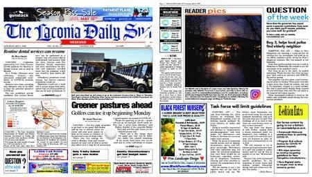 The Laconia Daily Sun – May 09, 2020