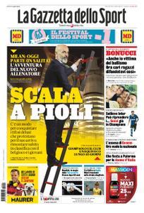 La Gazzetta dello Sport Bergamo – 09 ottobre 2019