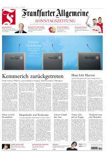 Frankfurter Allgemeine Sonntags Zeitung - 9 Februar 2020