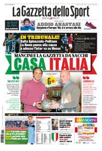 La Gazzetta dello Sport Sicilia – 18 gennaio 2020