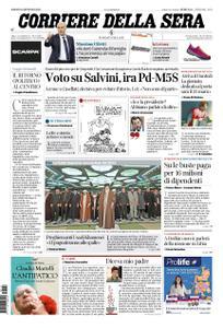 Corriere della Sera – 18 gennaio 2020