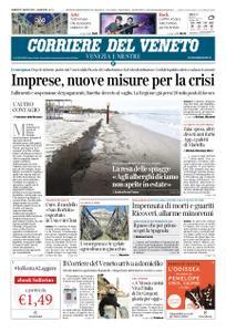 Corriere del Veneto Venezia e Mestre – 27 marzo 2020