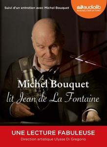 """Jean de La Fontaine, """"Michel Bouquet lit Jean de La Fontaine"""""""