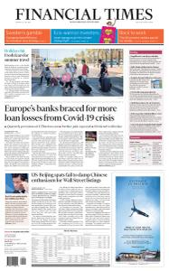 Financial Times USA - July 27, 2020