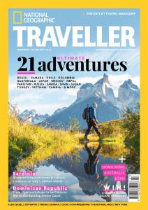 National Geographic Traveller UK - July-August 2021