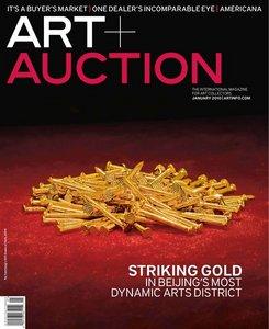 Art + Auction - January 2010