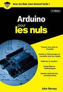 Arduino pour les Nuls poche, 2e édition (Poche pour les Nuls)