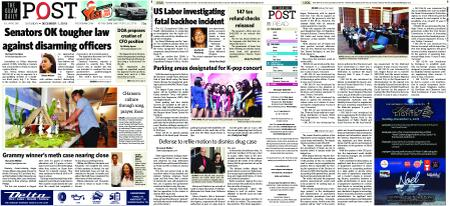 The Guam Daily Post – December 01, 2018