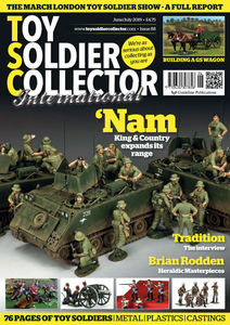 Toy Soldier Collector International - June/July 2019