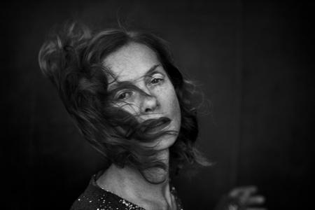 Isabelle Huppert by Peter Lindbergh for Madame Figaro May 2017