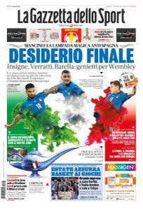 La Gazzetta dello Sport Nazionale - 5 Luglio 2021