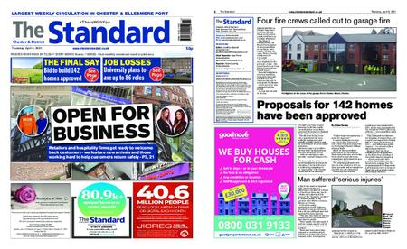 The Standard Chester & District – April 08, 2021