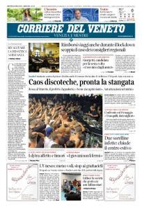 Corriere del Veneto Venezia e Mestre – 28 luglio 2020