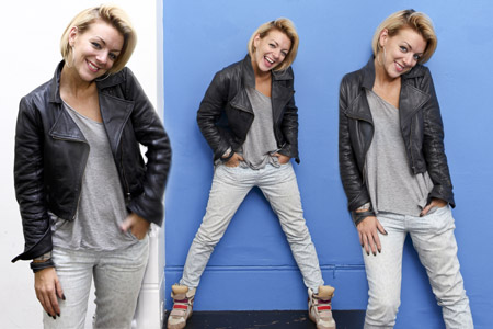 Sheridan Smith - Time out Photoshoot 2012