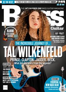 Bass Guitar – April 2019