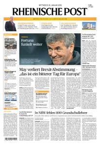 Rheinische Post – 16. Januar 2019